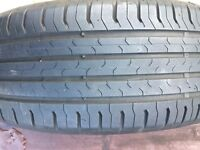 Continental Eco Contact 5 215 60 R17 Part Worn Tyre