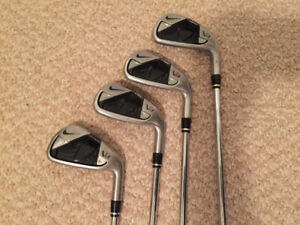 Nike VRS covert iron set 4-AW MRH stiff