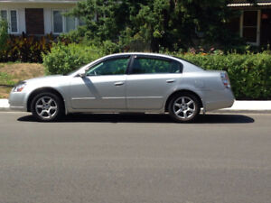 2005 Nissan Altima Sedan LOW KM