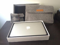 Brand New 11-inch Macbook Air 128 GB (with Warranty & Case)