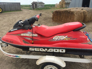 Seadoo gsx limited edition
