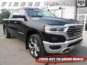 2019 RAM All-New 1500 Laramie Longhorn