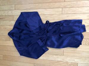 Purple robe- size M