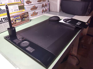 Wacom Intuos 4 Large Pen Tablet