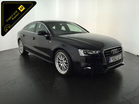 2012 AUDI A5 S LINE TDI DIESEL 1 OWNER SERVICE HISTORY FINANCE PX WELCOME