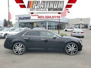 "2014 Chrysler 300 C All Wheel Drive  24"" Custom Wheels 