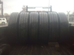 255/70R 22.5 Low pro truck tires
