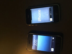 iPhone 3 and iPhone 3S