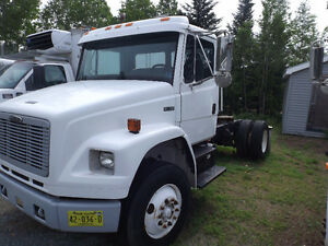 1999 FL106 SINGLE AXLE