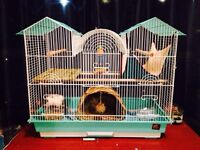 BRAND NEW SMALL ANIMAL OR BIRD CAGE