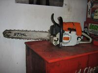Stihl 044 magnum . Brand new piston/cylinder assembly