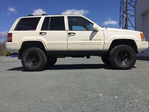 1996 Jeep Grand Cherokee for sale or trade