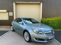 (63) 2013 Vauxhall Insignia 2.0 CDTi [140] ecoFLEX Tech Line 5dr Manual Silver