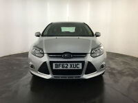 2012 62 FORD FOCUS ZETEC TDCI 1 OWNER FORD SERVICE HISTORY FINANCE PX WELCOME
