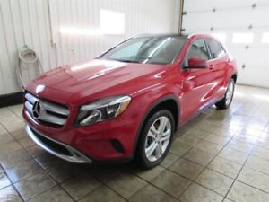 Mercedes-Benz GLA 250 4MATIC  2017