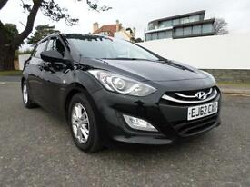 2012 HYUNDAI i30 1.6CRDi ( 110ps ) BLUE DRIVE ( ISG ) ACTIVE £3695