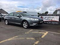 Citroen C5 VTR + HDI mot April 2017 full Citroen service history