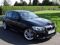 BMW 1 SERIES 116D M SPORT [START/STOP] 5DR 2016/16