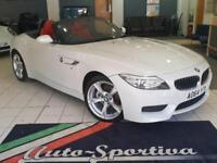 2014 BMW Z Series 2.0 18i M Sport sDrive (s/s) 2dr Petrol white Manual