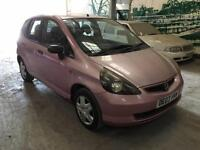 2003 Honda Jazz 1.4i DSI S 5dr 5 door Hatchback