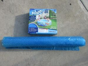POOL  NEW IN BOX WITH NEW SOLAR BLANKET $30   IN TRAIL WAS $85