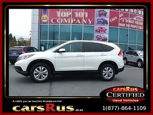 2014 Honda CR-V EX Was $26,995 Plus Tax Now $26,995 Tax In!