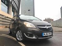Vauxhall Meriva 1.4 2014 — ONLY 12K MILES