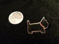 Broche terrier / Terrier Brooch