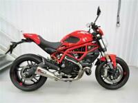 Ducati Monster 797+ 2019 (69) reg bike 1424 miles only superb