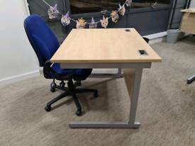 Designer Office Study Desk LIKE NEW Bargain