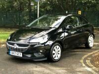 2017 Vauxhall Corsa 1.4 [75] ecoFLEX Design 3dr Hatchback Petrol Manual