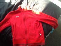 Nike man utd 7-8 years jacket
