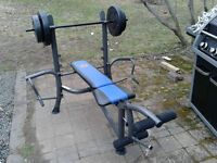 MARC V Weight Bench