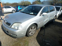Vauxhall Signum 2.2i 16v Direct auto Elegance DAMAGE REPAIRABLE SALVAGE