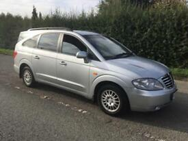 Ssangyong Rodius 2.7TD 270 2008MY ES 7 seater