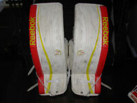 **Reebok P4 Sr Goalie Pads/Gloves PRO Custom**