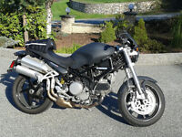 2006 Ducati Monster S2R Black (800cc)