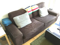 Moving Sale - Various IKEA Furniture: Couch, Dining Table, Desk