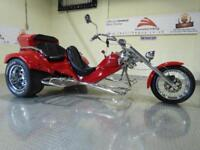 Rewaco FX5 1600i 3 Seater Trike 2010