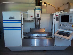 Fadal 4020 HT CNC VMC Vertical Machining Center