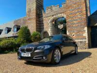 2014 BMW 5 Series 520d SE 4dr Step Auto SALOON Diesel Automatic