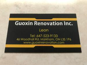 Home interior renovation FREE ESTIMATES