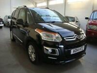 2014 Citroen C3 Picasso 1.6 HDi 8v Exclusive 5dr