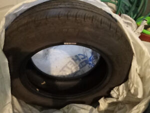 one 195/60/15 summer tire, very good condition, Michelin
