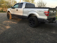 2011 Ford F-150 XLT 4x4 Truck SuperCab 6.5' Bed