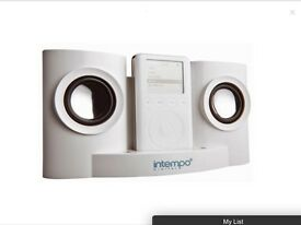Intempo IDS-01R the Active Speaker System