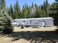 Sundre 5.65 Acres With Home and Miniature 9 Hole Golf Course