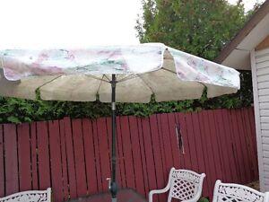 Parasol 7 pieds