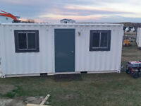 8' x 20' Modular Office Space, Plug + Play, Delivery Available!