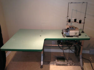 Industrial Overlock Brother sewing machine - Surjeteuse